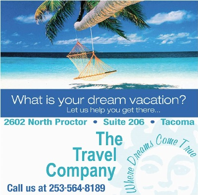 The Travel Company Tacoma WA